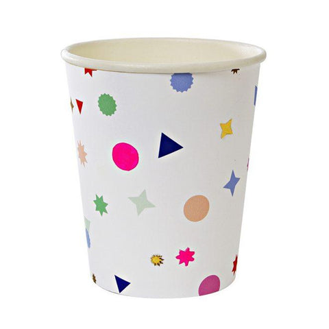 Meri Meri - Toot Sweet Charms Party Cups