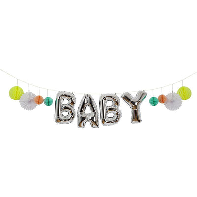 Meri Meri - Balloon Garland Kit 'Baby'