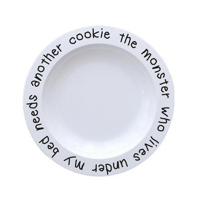 Kidooz - Plate Cookie Monster