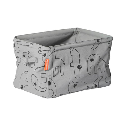 Done by Deer - Soft storage doublesided grey