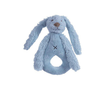 Happy Horse - Rabbit Richie Deep Blue Rattle