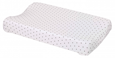 Luma - Cover Changing Pad Mixed White