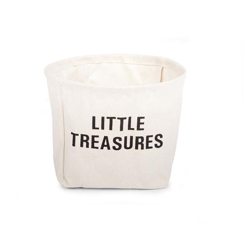 Childhome SMALL BOX COTTON KIDS LITTLE TREASURES
