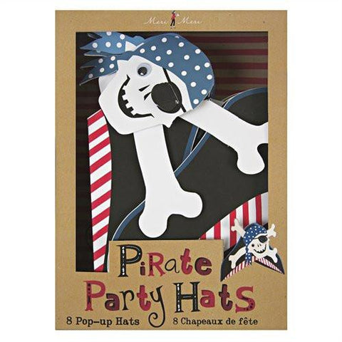 Meri Meri - Ahoy There Pirate Party Hat