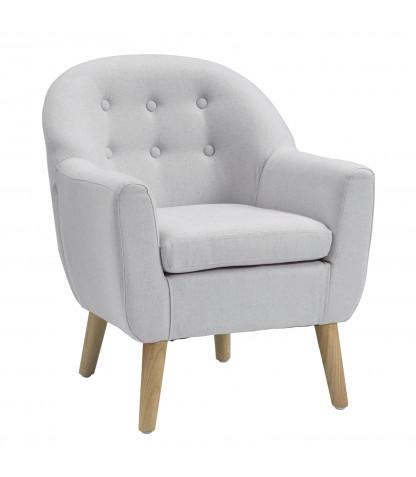 Kids Concept - Armchair Grey