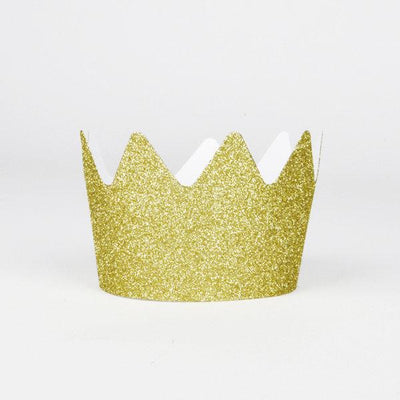 My Little Day - Glitter Crown Gold