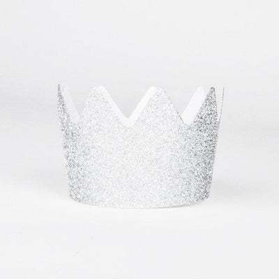 My Little Day - Glitter Crown Silver