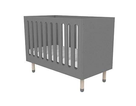 Flexa - Baby Bed Play - Grey