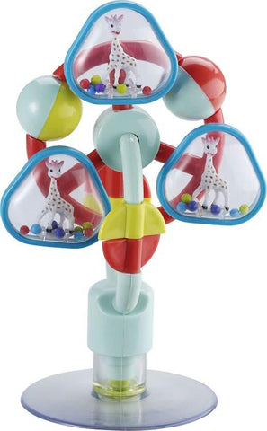 Sophie la Girafe - Stick-on activity center