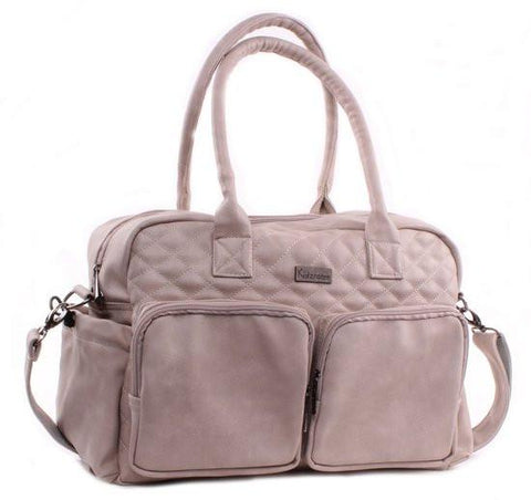Kidzroom Diaper Bag vision of love Sand chic