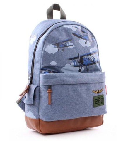 Kidzroom - amigo backpack Blue