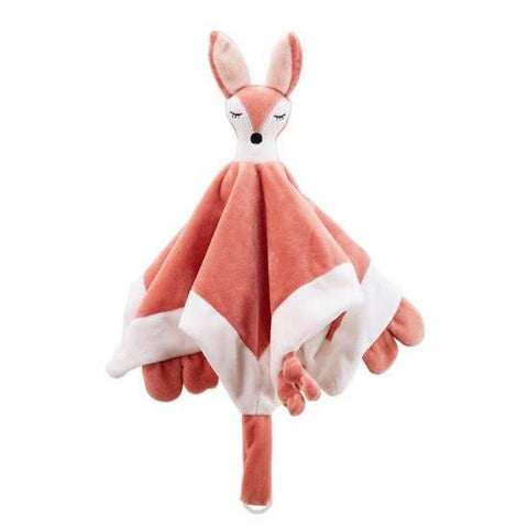 kids concept - cuddle blanket Edvin fox