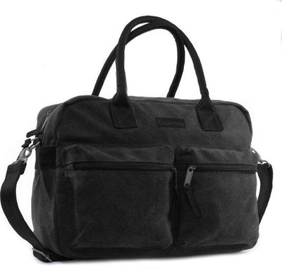 1f299a89635 Kidzroom - Vision of Love Diaper Bag Sporty Black