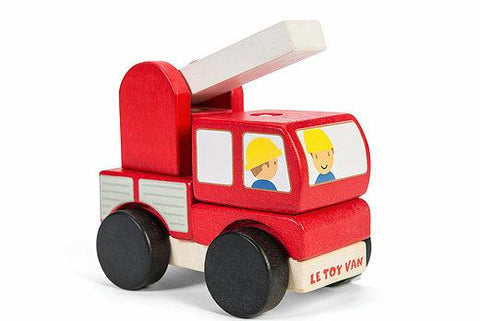 Le Toy Van - Fire Engine Stacker