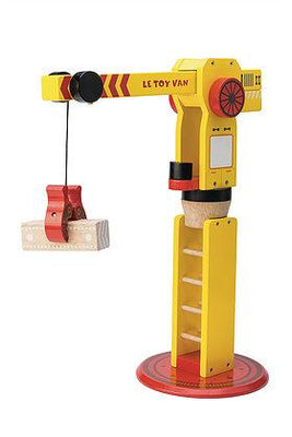 Le Toy Van - The Big Wooden Crane