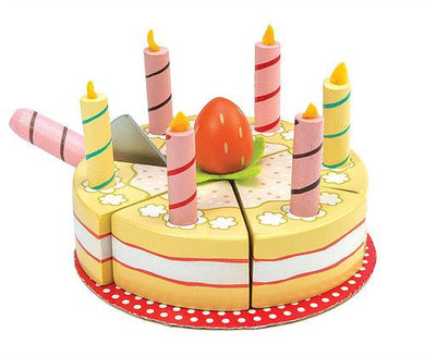 Le Toy Van - Vanilla Birthday Cake