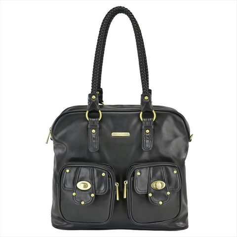 "Diaper Bag Timi & Leslie ""Rachel"" Black"