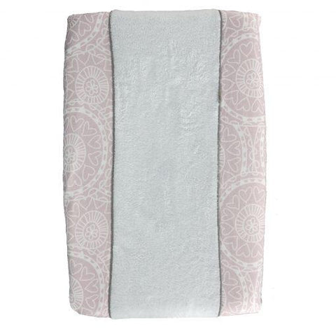 Witlof For Kids - Changing Pad Cover Little Lof Misty Pink