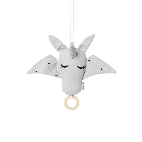 Liewood Alma Music Mobile Unicorn Dumbo Grey