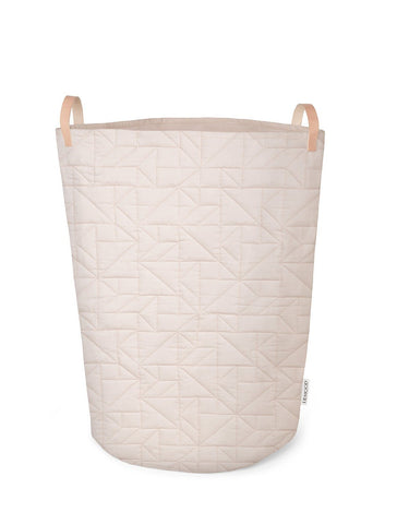 XL Basket Liewood Solid Sweet Rose