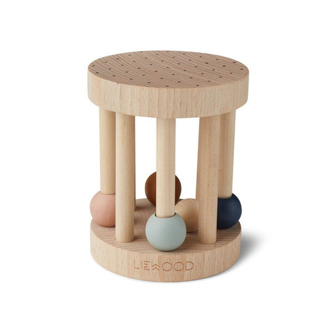 Liewood - Ayda Wood Rattle