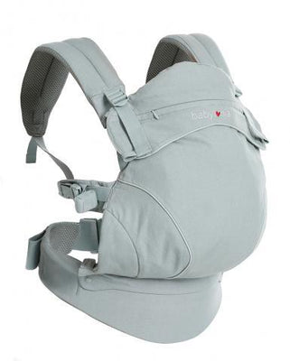 Babylonia - Flexia Baby Carrier Soft Grey