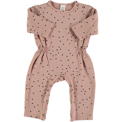 Bean's Barcelona - Girl Playsuit Wistler Pink