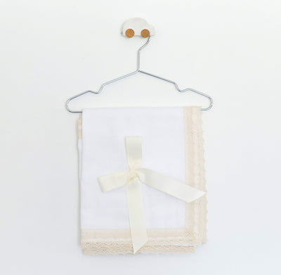 Baby Gi - Cotton Nappie Classy Bow
