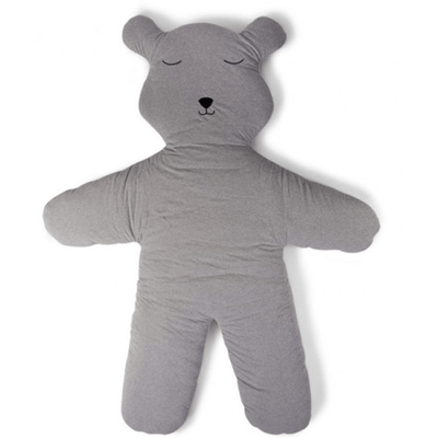 Childhome - TEDDY PLAYMAT BIG JERSEY GREY