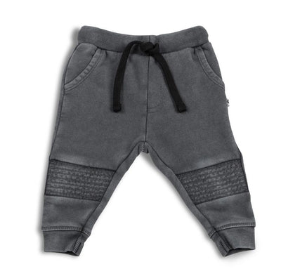 Cos I Said So - Biker Jogging Pant Washed Grey