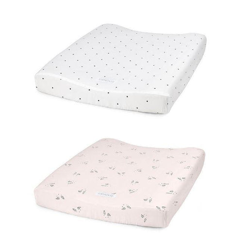 Liewood - Changing Mat Cover Rabbit & Classic Dots