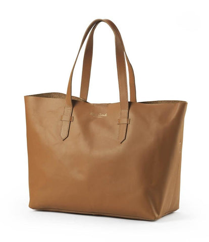 Diaper Bag Elodie Details Chestnut Leather
