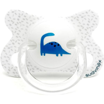 Suavinex - Pacifier Fusion Physiological 0-4 Months Dino