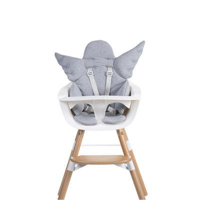 Childhome - ANGEL UNIVERSAL SEAT CUSHION JERSEY GREY