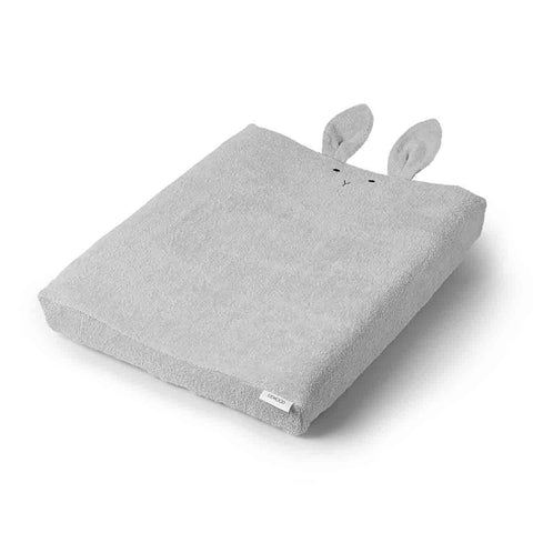 Liewood - Egon Changing Mat Cover Rabbit Dumbo Grey