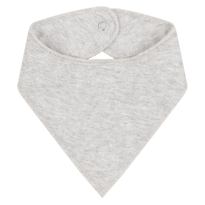 House Of Jamie - Burp Bib Geometry Jacquards Stone