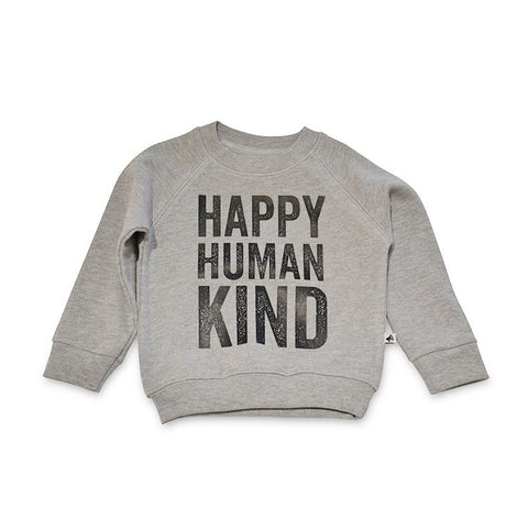 Sweater Happy Human Kind