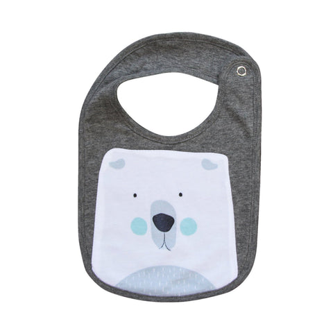 Mister Fly - Bib Polar Bear
