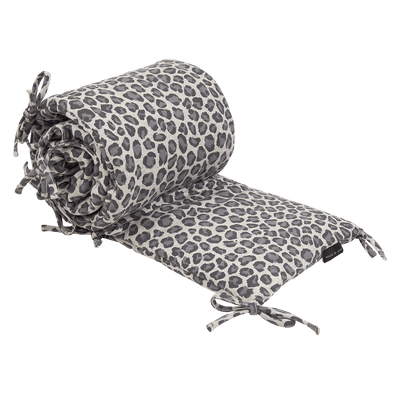 House Of Jamie - Bed Playpen Bumper Rocky Leopard