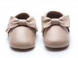 MOCKIES - THE BOW SOFT PINK