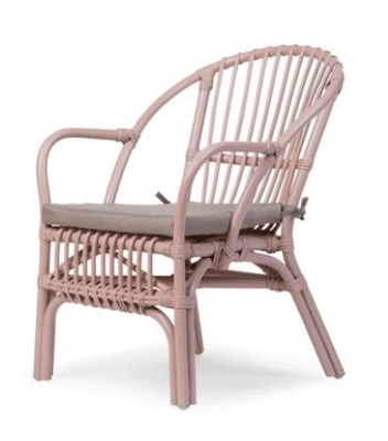 Childhome - MONTANA KID CHAIR NUDE + CUSHION