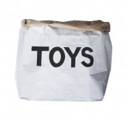 TELLKIDDO - Paper bag TOYS small