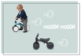 Childhome - BABY BIKE VROOM Mint Blue