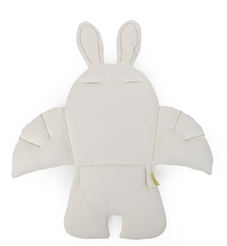 Childhome - RABBIT CUSHION JERSEY White