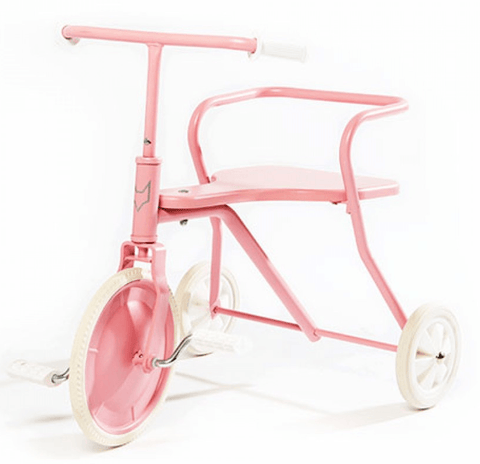 Foxrider - Tricycle Vintage Pink