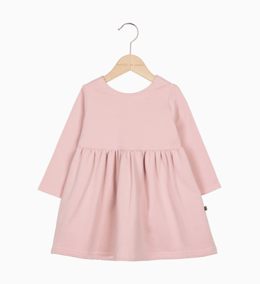 House Of Jamie - Oversized Dress Powder Pink