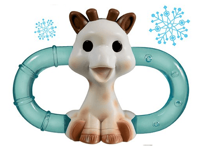 Sophie la Girafe - Double Ice Bite Teething Ring