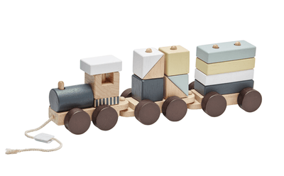 Kids Concept - Blocktrain natural