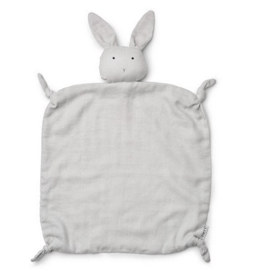Liewood - Agnete Cuddle Cloth Rabbit Dumbo Grey