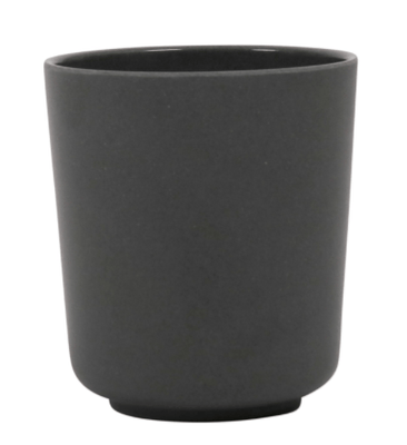 Filibabba - Bamboo Cup Dark Grey